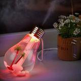 Увлажнитель воздуха ароматности увлажнителя 400ml электрической лампочки 7-Цвета