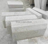 Honed G682 / Golden Leaf Granite Kerbstone / Curbstone for Pathway