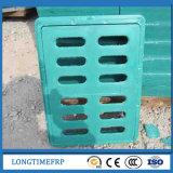 Prático de alta qualidade SMC Electricidade Plastic Manhole Cover