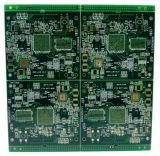 1.6mm 6 Schicht-mehrschichtige Leiterplatte gedruckte Schaltkarte für medizinische Ausrüstung