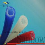 Sb-Srrt a temperatura elevata flessibile di rinforzo sporto del tubo di resistenza della gomma di silicone