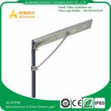 Lumière LED solaire en alliage aluminium Outdoor éclairage de rue 40W