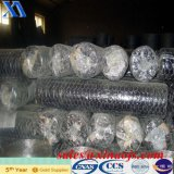 Rete metallica esagonale per costruzione
