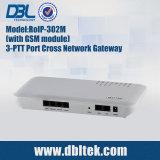 Gateway RoIP-302m du Croix-Réseau VoIP