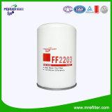 Filtro de combustible de las piezas de automóvil para Cummins Engine FF2203