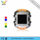 Heißes LED-Landschaftslicht-Aluminiumsonnenenergie-reflektierender Straßen-Stift