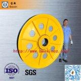 Carrucola 1045 della saldatura della puleggia dell'impianto di perforazione della trivellazione petrolifera di ASTM