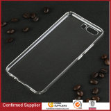 El caso transparente Anti-Rasguña la caja del teléfono móvil de la PC para Huawei P10 más