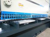 Máquina hidráulica da tesoura da placa do ferro QC11k-20*2500