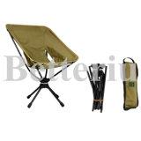 釣ピクニックのためのアルミニウム折るキャンプチェアー