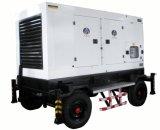 30 kVA de Diesel Generator van de Aanhangwagen met SGS Goedkeuring