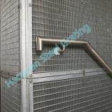 建築スクリーニングのためのHaoyuanの可変的な鋼鉄格子