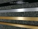 6063 geanodiseerde Geborstelde Aluminium Uitgedreven Buizen