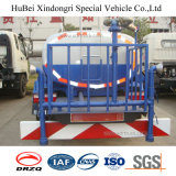 2cbm 2ton Dongfeng de Euro Vrachtwagen van de Sproeier van de Levering van Water 3 met Dieselmotor