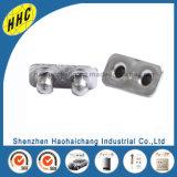 Ribattino della protezione del doppio di alta precisione dell'acciaio inossidabile dell'elemento riscaldante