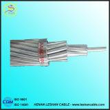 BS, ASTM, DIN, a norma IEC todo de alumínio nu irrecuperáveis AAC para o resguardo superior do condutor