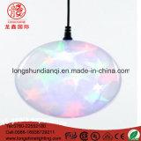 Lumière décorative colorée verte de bille de sphère de DEL DEL pour la décoration de Christma