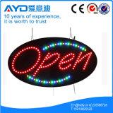 Oval Hidly Abrir caja de luz LED de interior