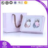 Caja de regalo de alta calidad para el embalaje de tela para bebés