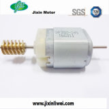 Pequeño motor eléctrico micro de la C.C. 12V del alto de la torque 12V de la C.C. cepillo de gran alcance del motor 6000rpm mini