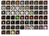 Verkaufs-Leistungs-Auto-Tür-Firmenzeichen-Projektor-Lichter des Auto-LED des Licht-2015 heiße, LED-Auto-Firmenzeichen-Tür-Licht