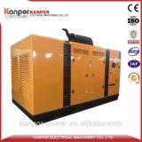 potere diesel del generatore 910kVA dalla Cina per il Belgio