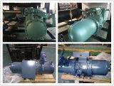 Refrigerador de agua industrial de 100 Tr para el equipo plástico del moldeo a presión