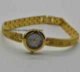 حظوة نوع ذهب ساعة صغيرة معصم سيّدة [وتشس] سوار نحاس أصفر مرو