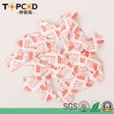 10g de gel de sílice desecante compuesto con el papel de embalaje