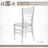 Chiavari 쌓을수 있는 투명한 아크릴 의자 (JY-J01)