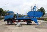 6 metros cúbicos Sinotruk camiones de basura del compresor 4X2