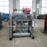 Macchina per fabbricare i mattoni concreta di collegamento della cavità del blocchetto del cemento