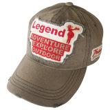 Nice Dad Hat com logotipo de enfeite Gj1702b