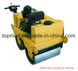 새로운 Condition 및 Double Drum Roller Type Vibratory Road Roller