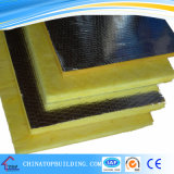 Resistência ao calor e absorção de som / cobertura de lã de vidro / materiais de telhado