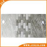 مواد البناء 250mmx400mm الحمام مصقول المياه واقية من الطوب السيراميك بلاط الحائط