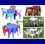 Moule en plastique de meubles de meubles de jardin de patio