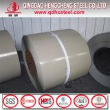 Az150 Prepainted as bobinas de aço PPGL de Zincalume para a telhadura