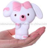 De grappige Jumbo Langzame het toenemen Gebemerkte Gift van het Stuk speelgoed van de Jonge geitjes van de Samendrukking van de Hulp van de Spanning van het Puppy Squishy
