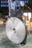 630mm bis 1200mm hydraulische Kolben-Schmelzverfahrens-Maschine für Plastikrohr