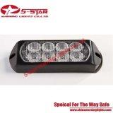 Решетка 8 Вт светодиод аварийной сигнальной лампы автомобиля