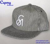 Fuente del sombrero del casquillo del Snapback del modelo de la tira