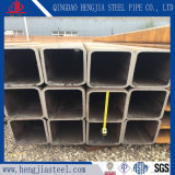 Tubo d'acciaio rettangolare saldato del acciaio al carbonio