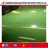 El color de acero galvanizado recubierto en bobina PPGI