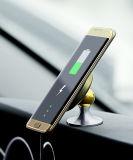 Het Laden van Qi zette de Snelle Auto van de Houder van de Lader van de Tribune Draadloze Lader voor iPhone 8/8plus/X/Galaxy S6/7/8 op
