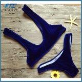 2017速い配達熱い性のプラシ天の女の子の方法ビキニの水着