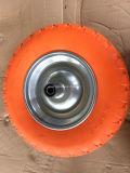 Gomma piuma di poliuretano di buona qualità Tire/PU Tyre3.50-8