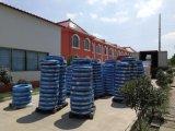 SAE fábrica100R1 R2 R3 R4 R5 R6 R9 R10 en la manguera de caucho hidráulico