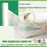Tessuto impermeabile della protezione del materasso del polipropilene