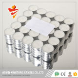 Box Packing Perfume Tea Light Candles Manufacture